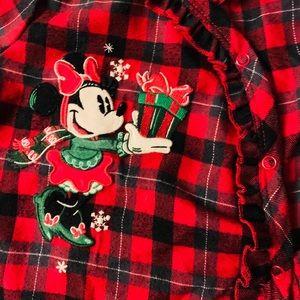 Walt Disney world Christmas pajamas